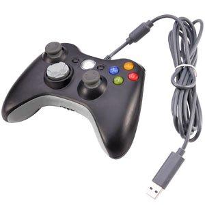 wire xbox 360 gamepad