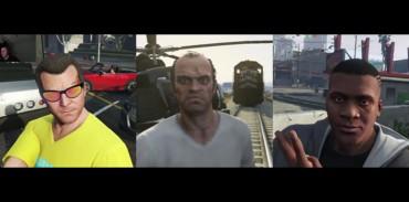 Прохождение GTA 5 – нападение на инкассаторов